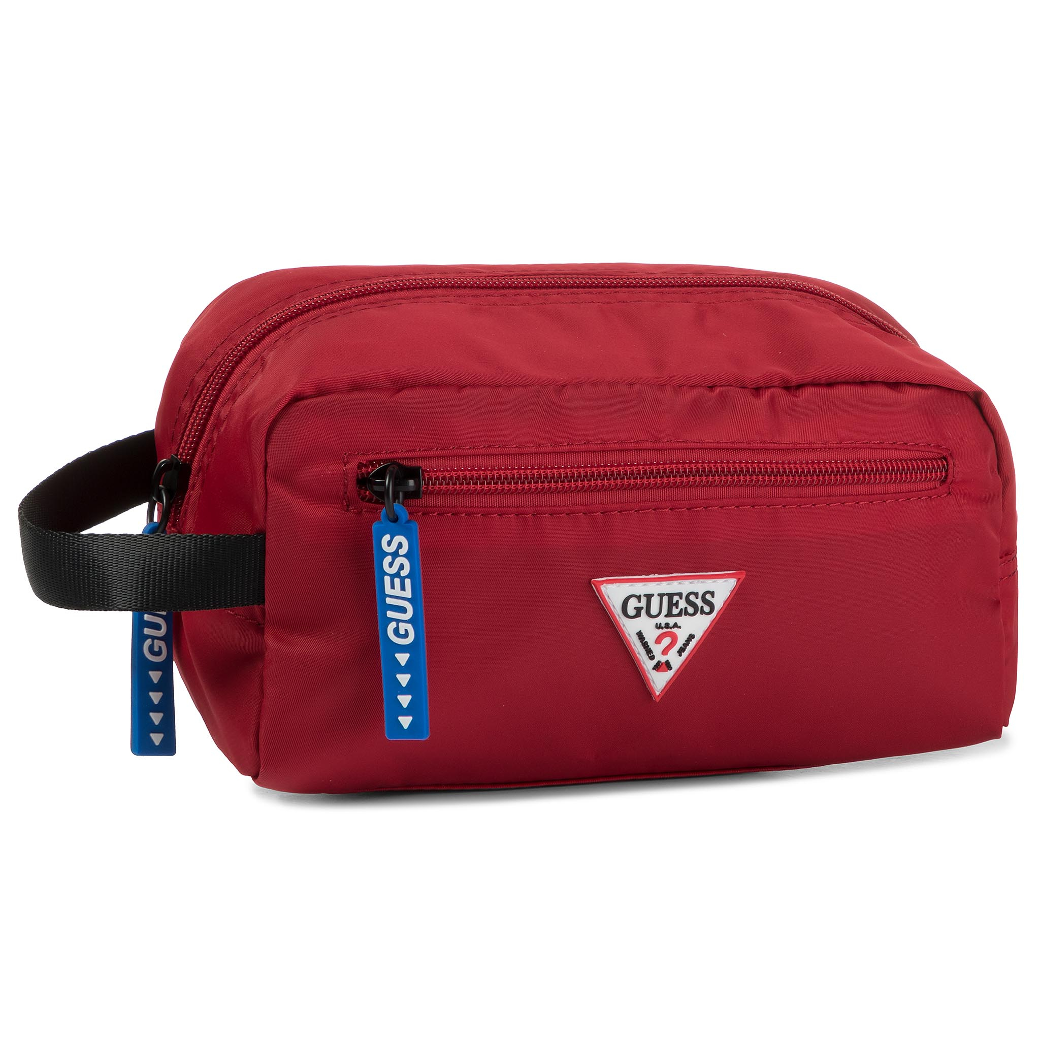 Image of Pochette per cosmetici GUESS - Smart HM6737 POL93 RED