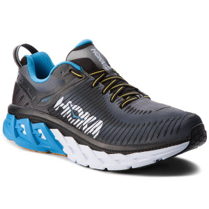 Scarpe HOKA ONE ONE - Arahi 2 1019275 Black/Charcoal Grey