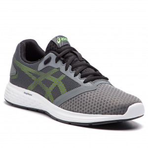 Scarpe ASICS - Patriot 10 1011A131 Steel Grey/Hazard Green 031