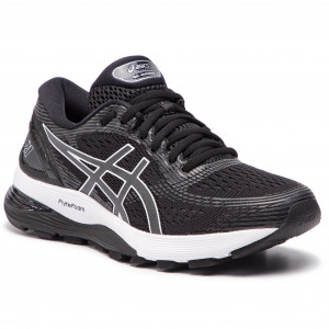 Scarpe ASICS - Gel-Nimbus 21 1012A156  Black/Dark Grey 001