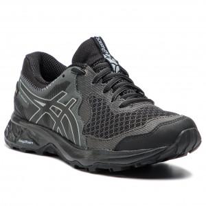Scarpe ASICS - Gel-Sonoma 4 G-tx GORE-TEX 1012A191  Black/Stone Grey 001