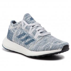Scarpe adidas - PureBoost Go W B75823 Ftwwht/Legmar/Ftwwht