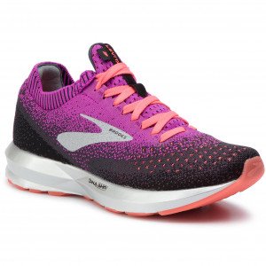 Scarpe BROOKS - Levitate 2 120279 1B 596 Purple/Fiery Coral/Black