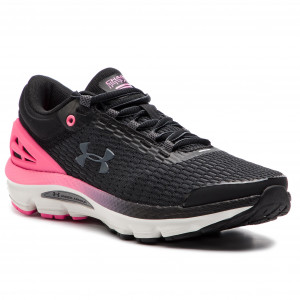 Scarpe UNDER ARMOUR - Ua W Charged Intake 3 3021245-001 Blk