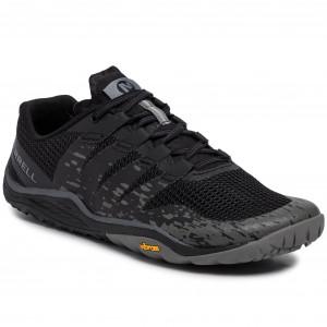 Scarpe MERRELL - Trail Glove 5 J50293 Black