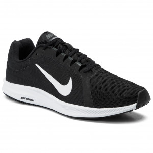 Scarpe NIKE - Downshifter 8 908984 001 Black/White/Anthracite