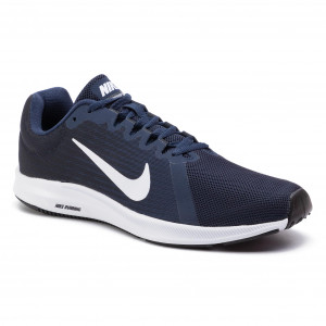 Scarpe NIKE - Downshifter 8 908984 400 Midnight Navy/White