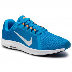 Scarpe NIKE - Downshifter 8 908984 403 Blue Hero/Football Grey