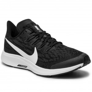 Scarpe NIKE - Air Zoom Pegasus 36 Gs AR4149 001 Black/White/Thunder/Grey