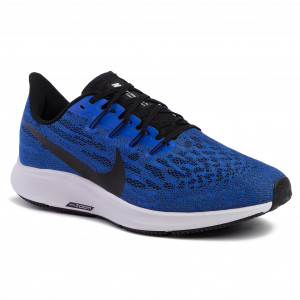 Scarpe NIKE - Air Zoom Pegasus 36 AQ2203 400 Racer Blue/Black/White
