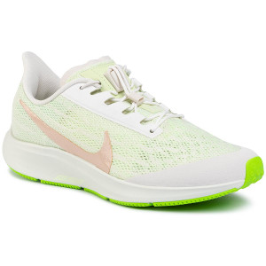 Scarpe NIKE - Air Zoom Pegasus 36 Flyease BV0614 002 Phantom/Big Beige/Barely Volt