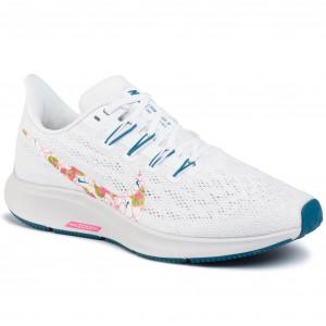 Scarpe NIKE - Air Zoom Pegasus 36 Flr CD9465 199 White/Hyper Pink/Vast Grey