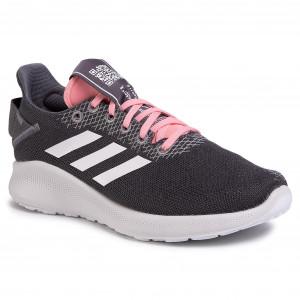Scarpe adidas - Sensebounce + Street W EF0330 Grefiv/Crywht/Glopnk
