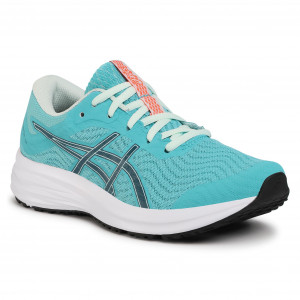 Scarpe ASICS - Patriot 12 1012A705 Techno Cyan/Magnetic Blue 300