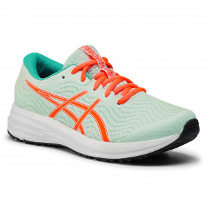 Scarpe ASICS - Patriot 12 Gs 1014A139 Bio Mint/Sunrise Red 300