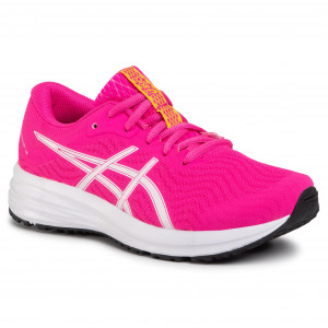 Scarpe ASICS - Patriot 12 Gs 1014A139 Pink Glo/White 700