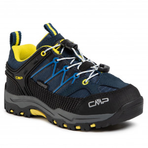 Scarpe da trekking CMP - Rigel Low Trekking Shoes Wp 3Q54554 Cosmo/Lemonade 08NE