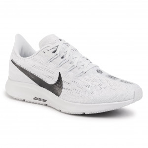 Scarpe NIKE - Air Zoom Pegasus 36 CV3414 001 Pure Platinum/Black/White