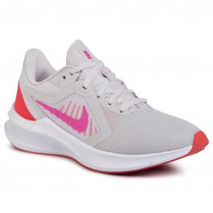 Scarpe NIKE - Downshifter 10 CI9984 002 Vast Grey/Fire Pink/Ember Glow
