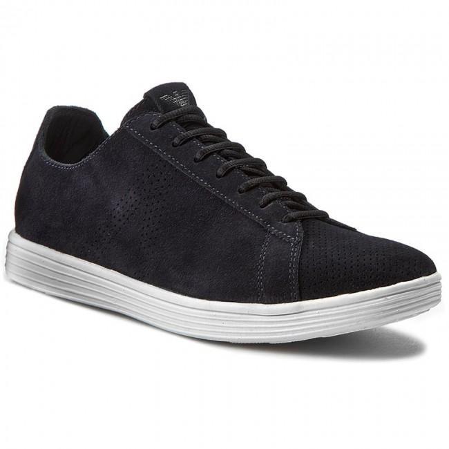 Sneakers ARMANI JEANS - C6507 47 35 Blu - Da giorno - Scarpe basse ... 9d1c4694419