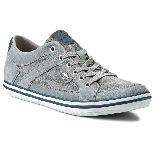 Sneakers GEOX - U Box D U44R3D 02231 C4402 Lake Grey - Da giorno ... dc30cb8c3bb