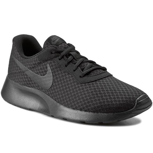 Scarpe NIKE - Tanjun 812654 001 Black Black Anthracite - Sneakers ... 8aeed4bce05