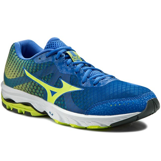 Blu Da Mizuno Scarpe J1gr141750 Wave Elevation qIHX6w
