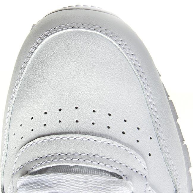 Scarpe Reebok - Classic Leather 50151 White - Da giorno - Scarpe basse -  Donna - www.escarpe.it 7994a3c2647