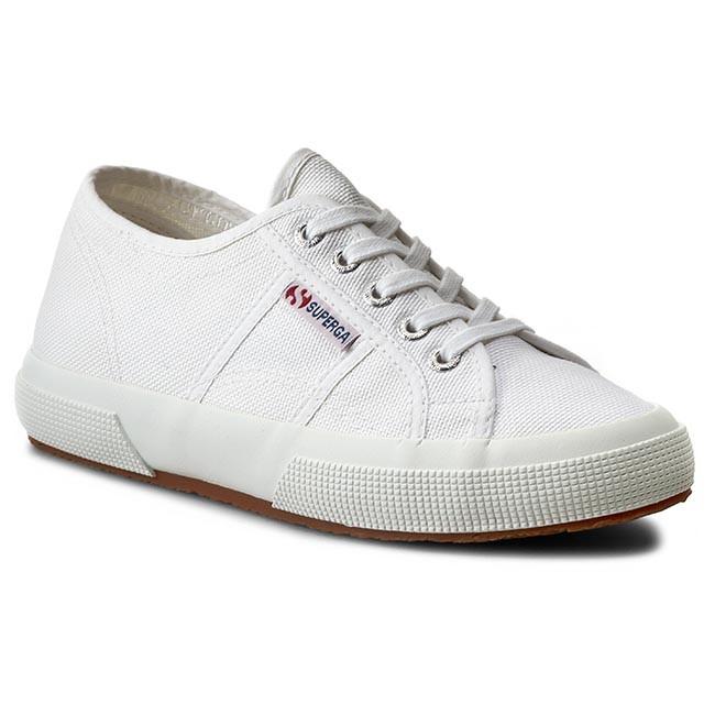 Basse S003j70 White 901 2750 Cotu Sportive Plus Superga Scarpe qwXY8X