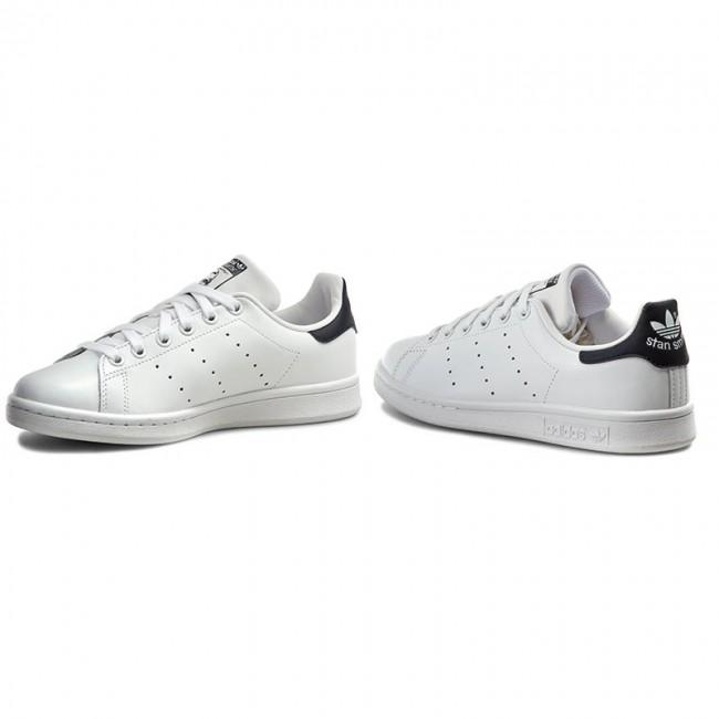 scarpe adidas stan smith m20325 corewhite / corewhite scarpe