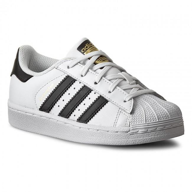 new styles fe8b6 b4e62 Scarpe adidas - Superstar Foundation C BA8378 Ftwwht Cblack Ftwwht