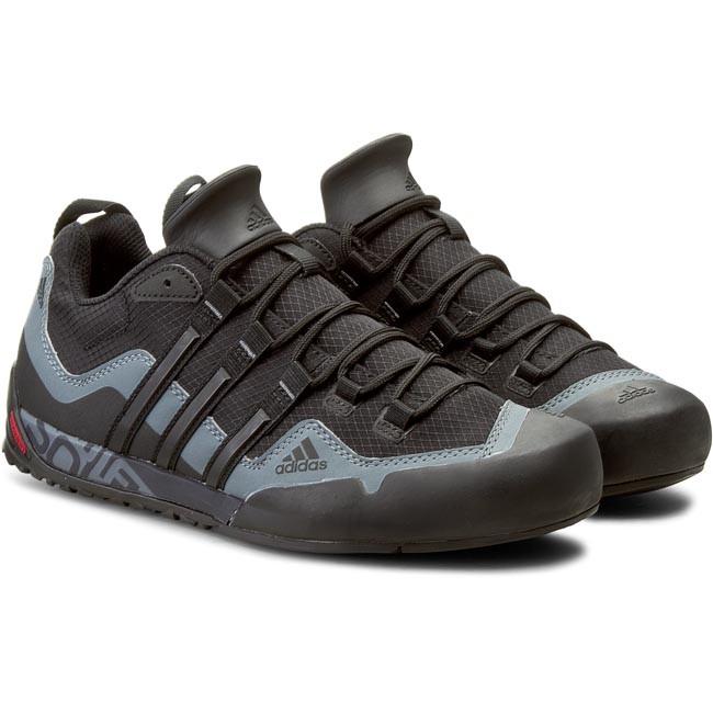 Scarpe adidas Terrex Swift Solo D67031 Black1Black1Lead