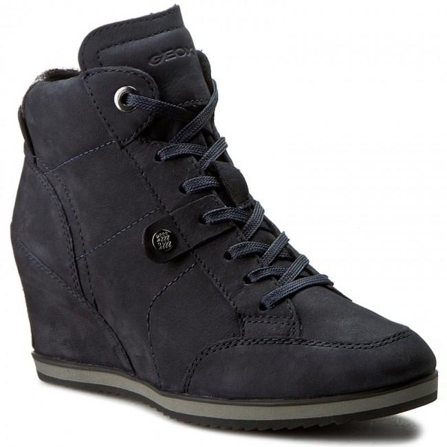 Sneakers GEOX - D Illusion A D4454A 000LT C4021 C. Morski - Con ... 93528f5e2cb