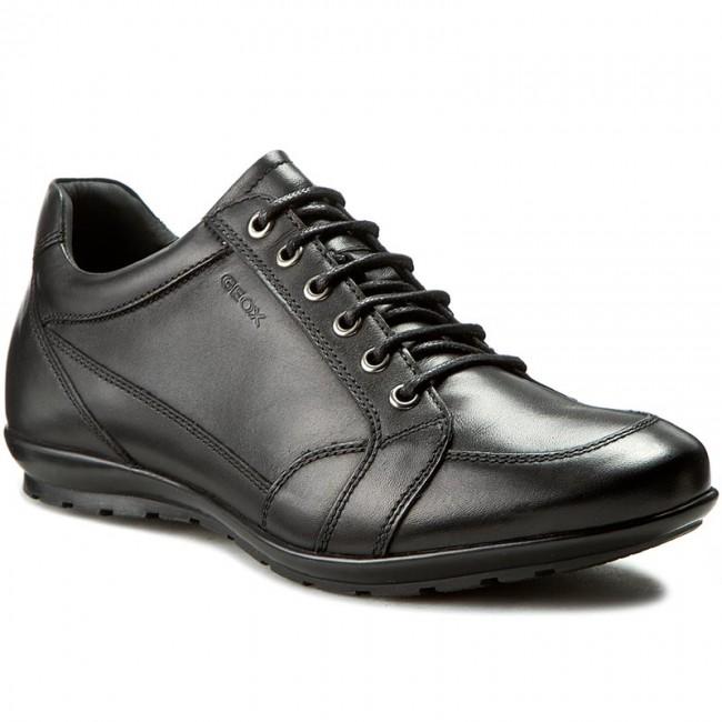 Sneakers GEOX - U Symbol D U34A5D 00043 C9999 Nero - Da giorno ... 6984688270d
