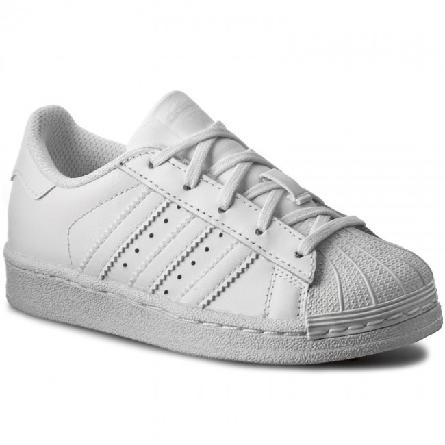 Scarpe adidas - Superstar Foundation C BA8380 Ftwwht Ftwwht Ftwwht ... 72830122aab