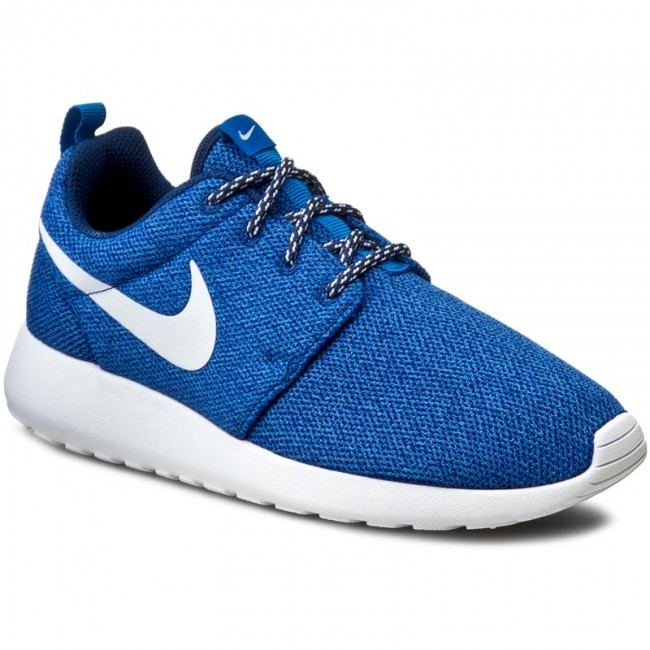 big sale 554ec 02217 Scarpe NIKE - Roshe Run 844994 400 Coastal Blue White Blue Spark