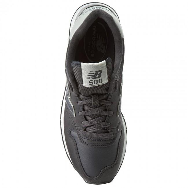 Sneakers NEW BALANCE - GM500SN Grigio
