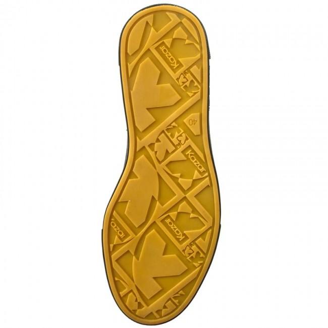 Kazar 00 Scarpe Leo Basse Sneakers 27412 Giorno 04 Da Nero 5Sjqc4AL3R
