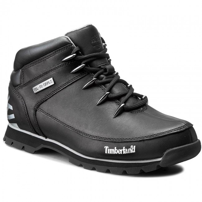 Scarponcini TIMBERLAND - Euro Sprint A17JR TB0A17JR0011 Black ... 367b8cdee8d