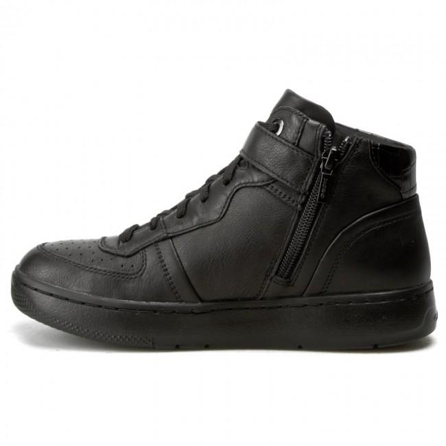 scarpe da ginnastica GEOX - D Nimat A D540PA D540PA D540PA 00085 C9999 nero - scarpe da ginnastica - Scarpe basse - Donna | Aspetto piacevole  | Gentiluomo/Signora Scarpa  6843cd