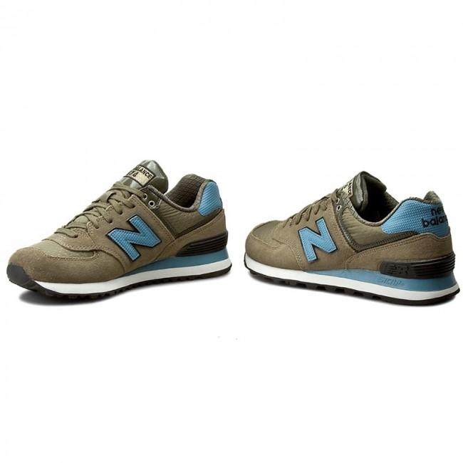 Scarpe Balance New Ml574cud Sneakers Basse Verde 4BaAaw
