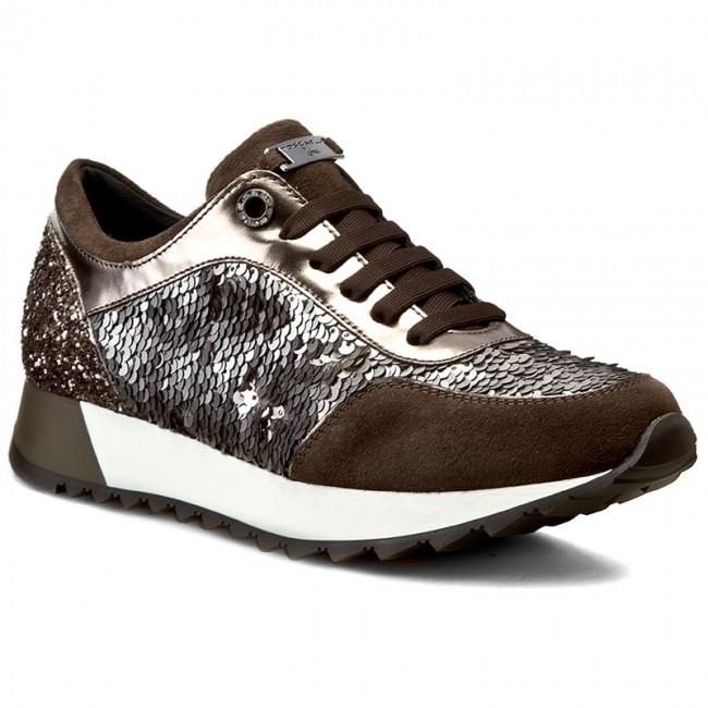 Sneakers TOSCA BLU - Cleo SF1603S051 Tortora C76 - Sneakers - Scarpe ... c54a52b6978