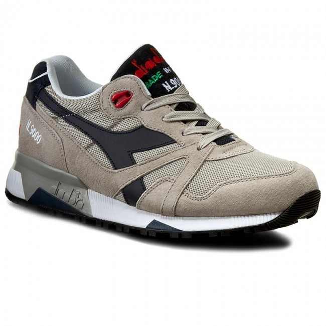 Sneakers DIADORA - N9000 Italia 501.170468 01 C6125 Blue Nights Paloma Gray a52a58d067e
