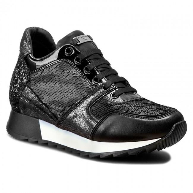 Sneakers TOSCA BLU - Debbi SF1604S067 Nero C99 - Sneakers - Scarpe ... ffbd515b288