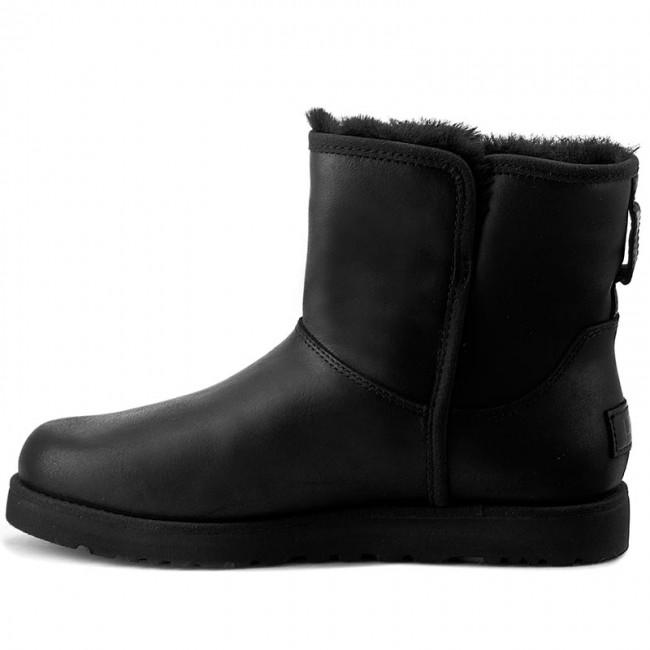 ugg cory leather donna nero