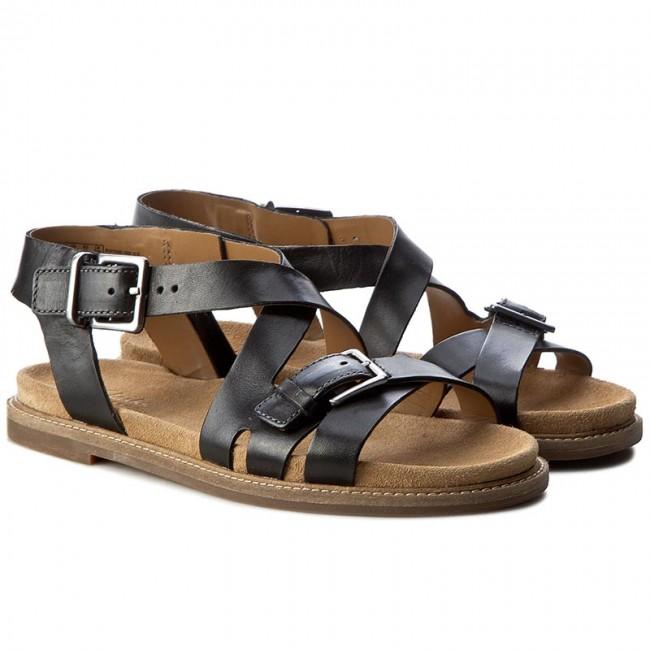 Sandali CLARKS - Corsio Bambi Bambi Bambi 261231254 nero Leather - Sandali da giorno - Sandali - Ciabatte e sandali - Donna   Forma elegante    Sig/Sig Ra Scarpa  907318