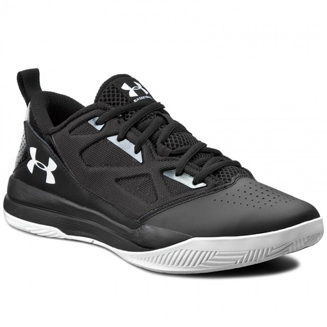 more photos 8cf41 a11f2 0000199040740 under armour-ua jet low 1274424-002 blk blk wht anp 01.jpg