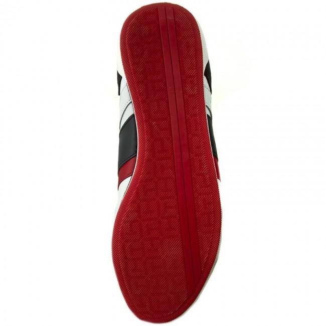 Sneakers TOMMY HILFIGER Royal 3C1 FM0FM00410 WhiteMidnight 909