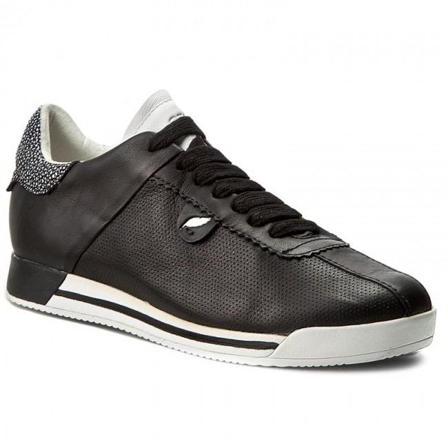 scarpe da ginnastica GEOX D Chewa A C9999 Nero scarpe da