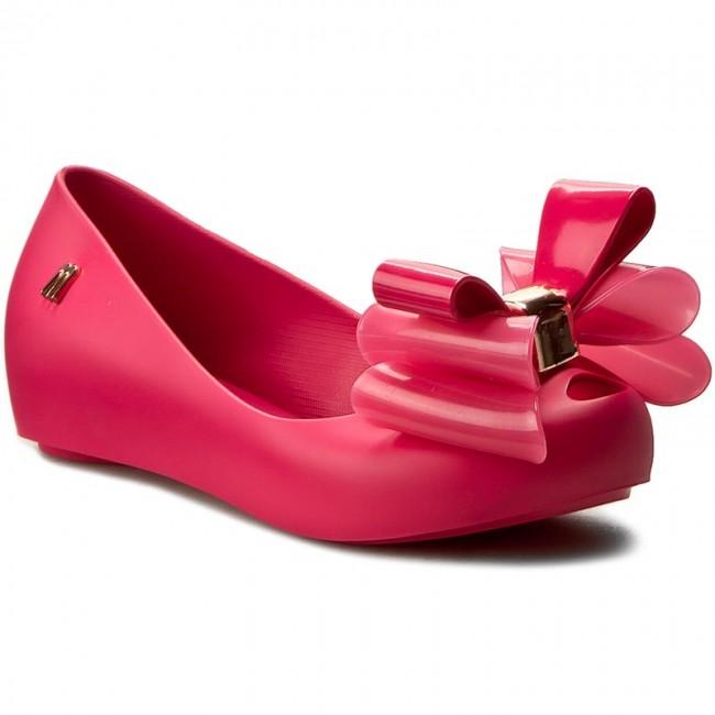 Ballerine MELISSA - Ultragirl Sweet II Inf 31891 Dark Pink 01148 ... 20b13f775ec